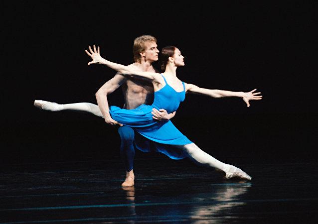 El célebre Teatro de ópera y ballet Mariinski de San Petresburgo y sus estrellas