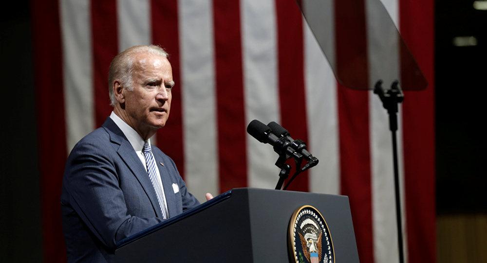Joe Biden, el exvicepresidente de EEUU