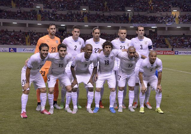 La selección nacional de Uruguay