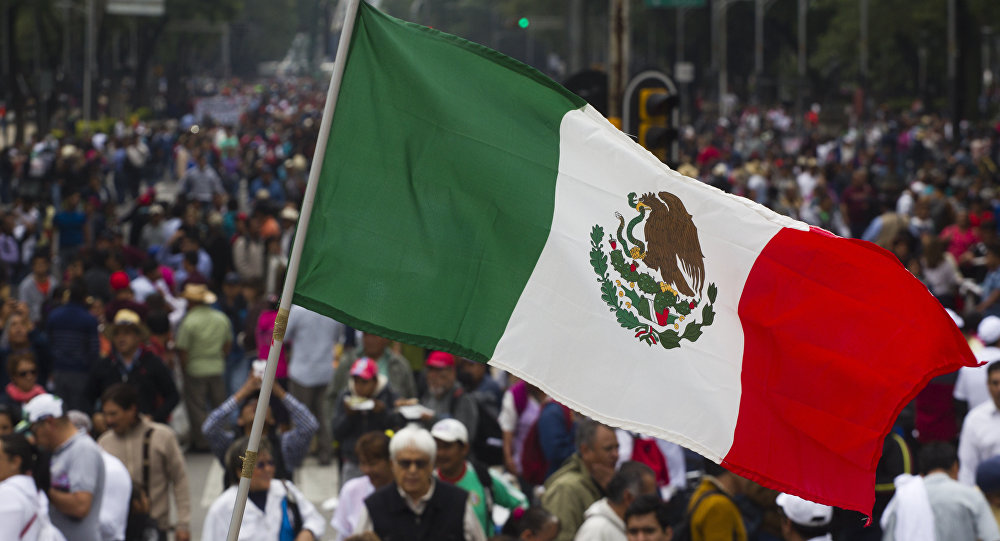 Una demonstración en México (archivo)