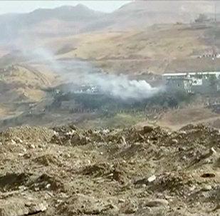 El atentado en la ciudad turca de Cizre
