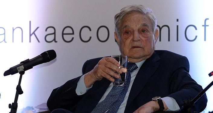 Revelan el plan secreto de Soros para crear caos en Rusia