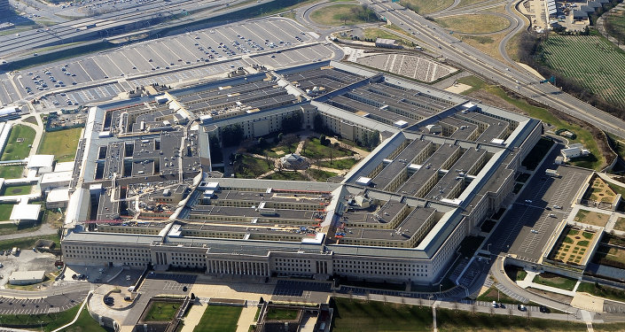 O edifício do Pentágono (arquivo)