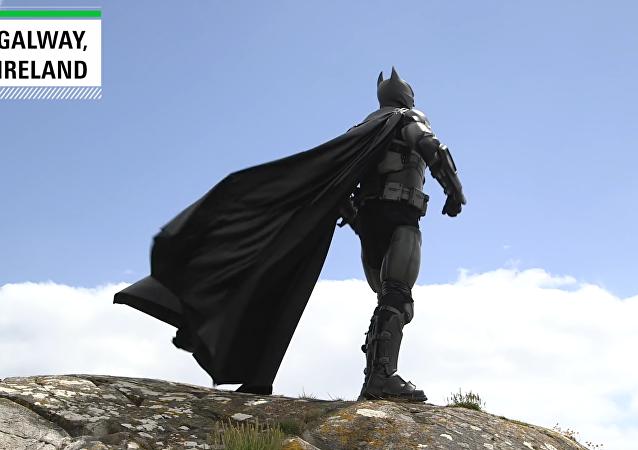 El traje de Batman