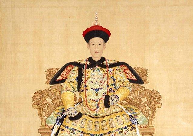 El Emperador Qianlong (1711-1799)