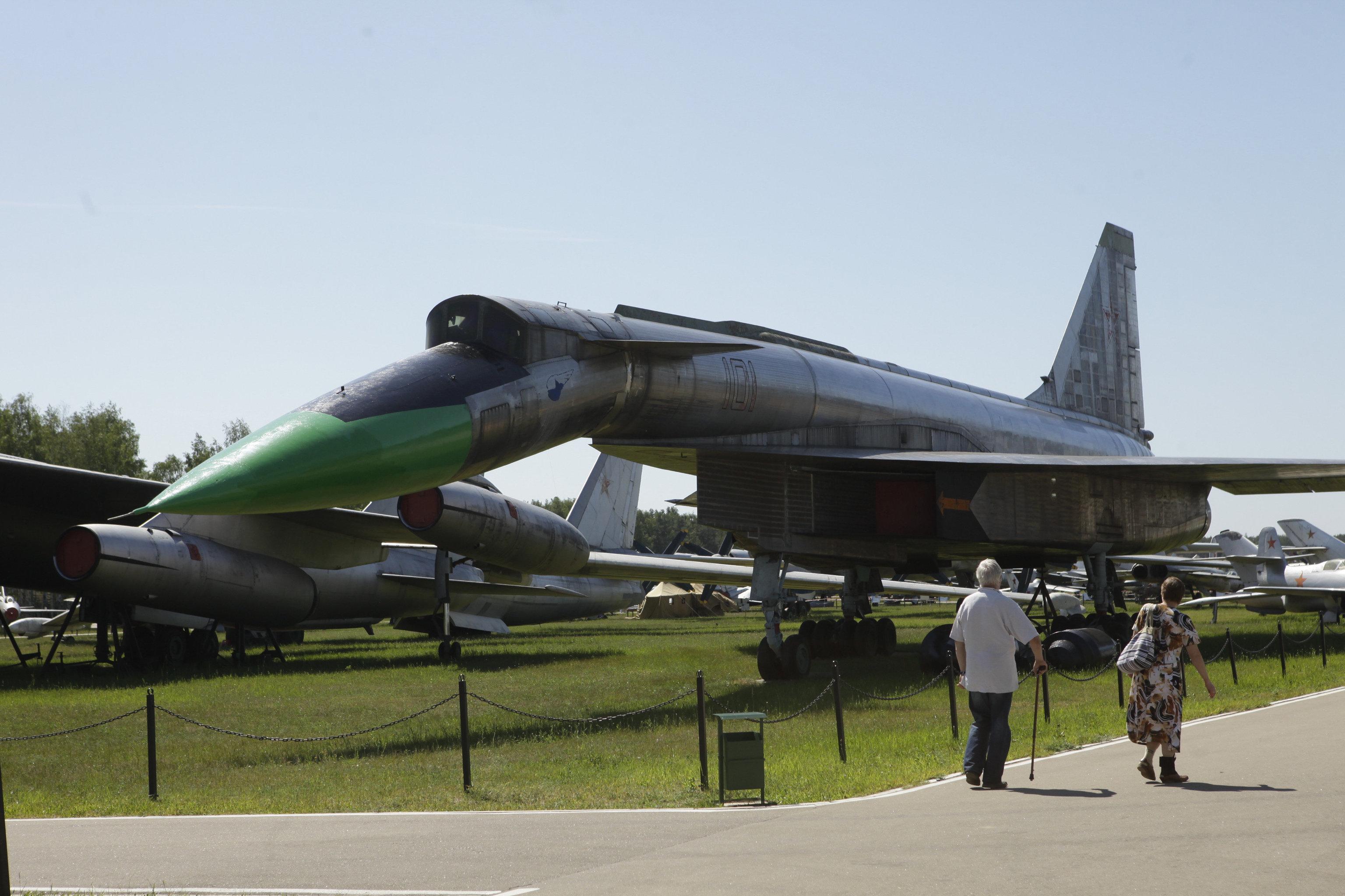 El avión T-4