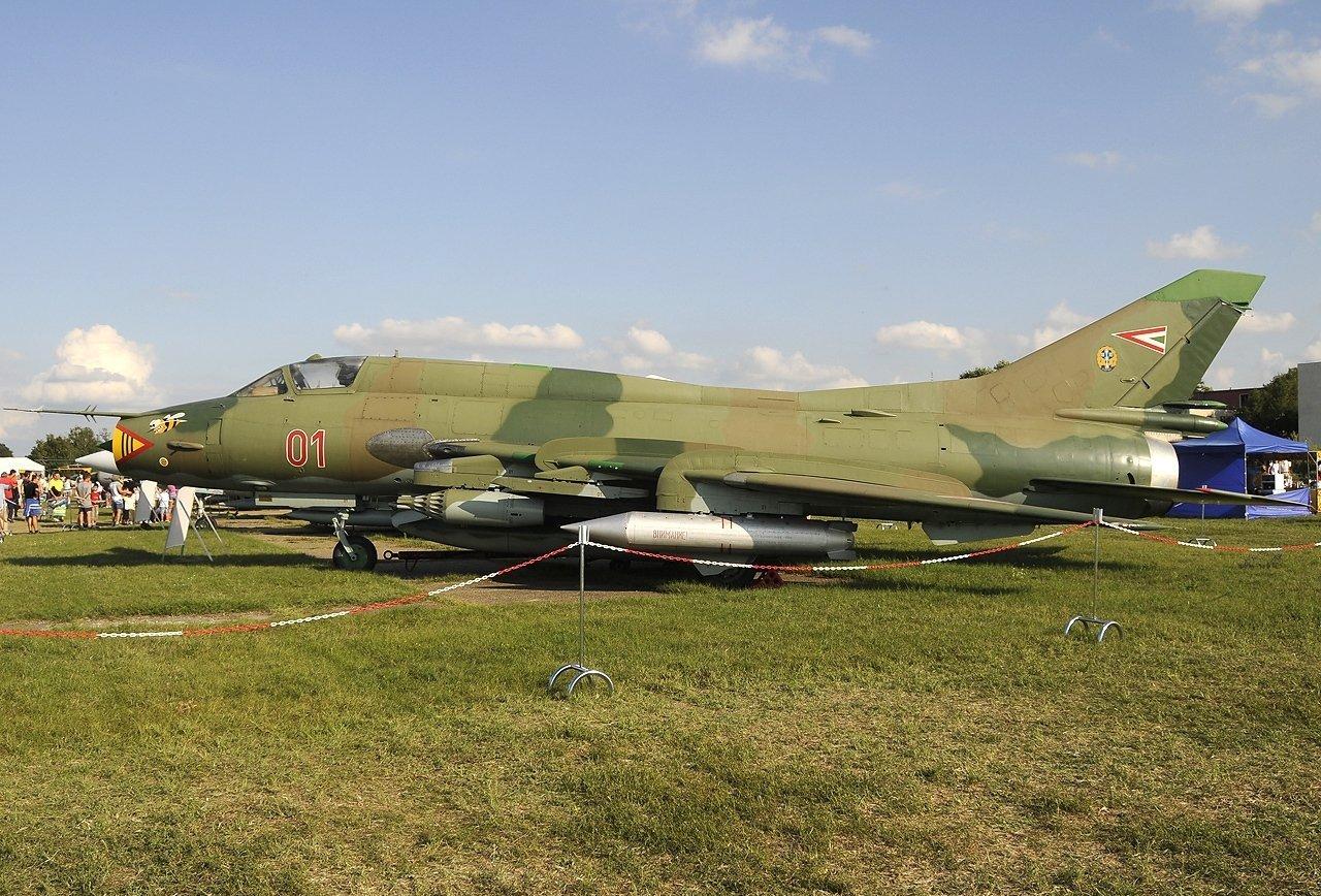 Caza Su-22M3