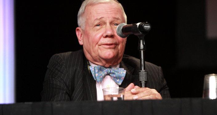Jim Rogers (archivo)