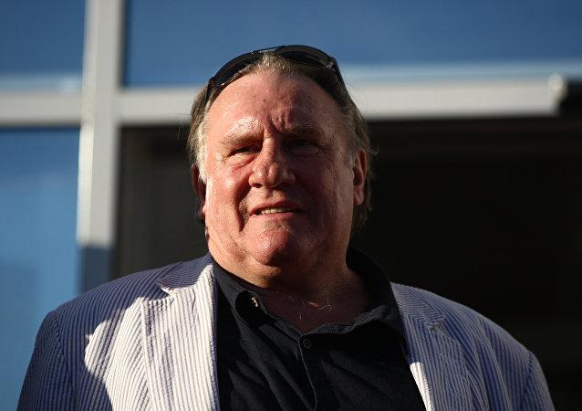 Gerard Depardieu, el reconocido actor francés