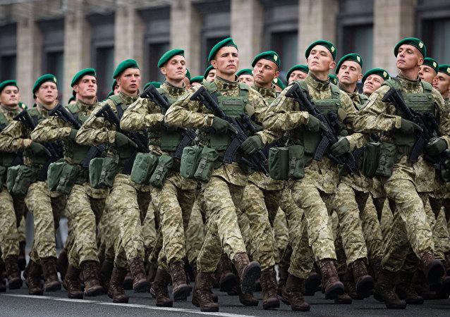 Fuerzas Armadas de Ucrania (archivo)