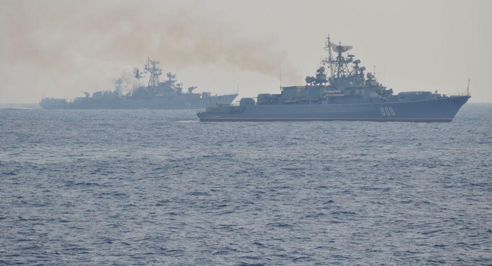 Buques de la Flota del mar Negro, Rusia