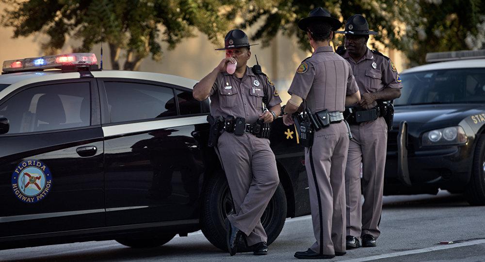 Policía de Florida, EEUU