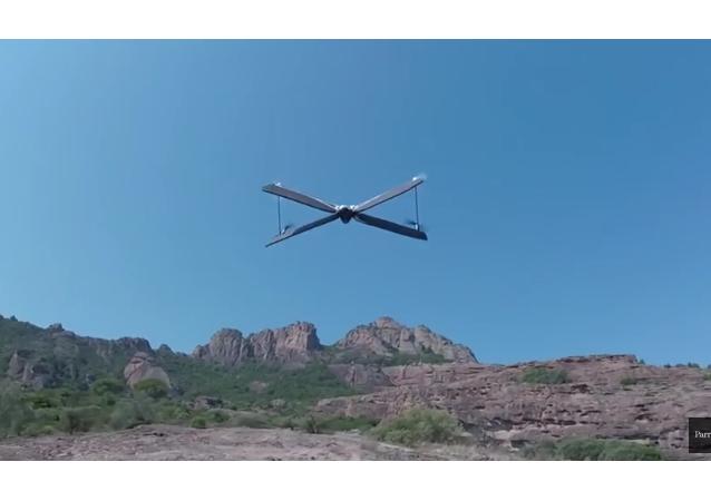 Dron Swing