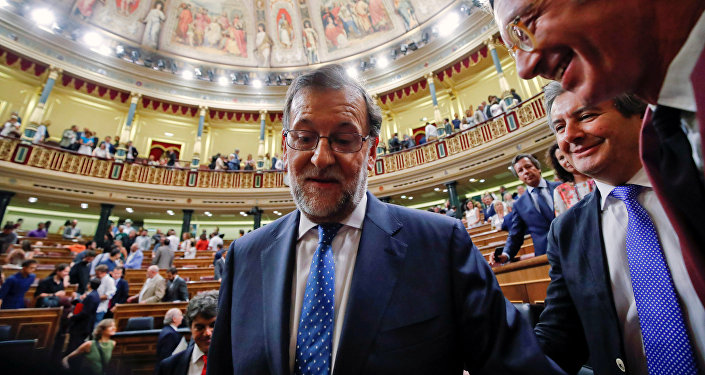 España: Mariano Rajoy no logró la investidura en el Congreso