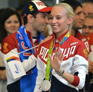Los deportistas rusos