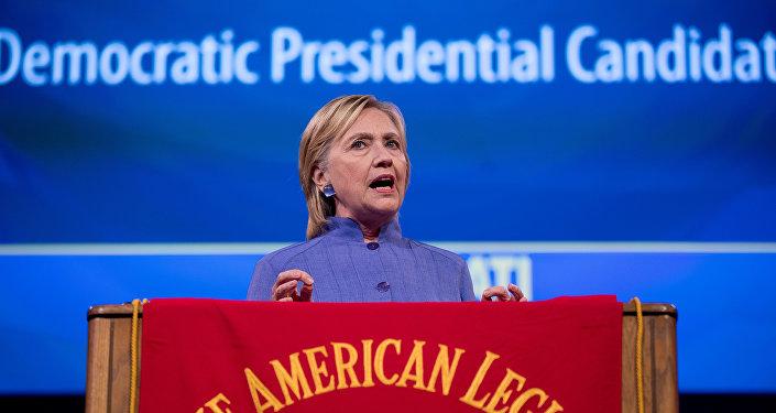 Discurso de Hillary Clinton en Ohio, agosto 31