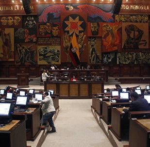 La Asamblea Nacional de Ecuador