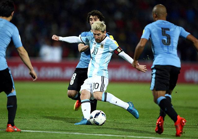 Lionel Messi, el futbolista argentino