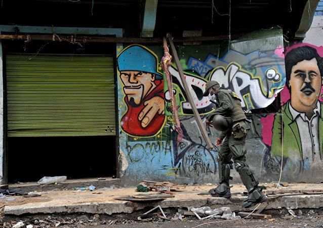 Bronx, Bogota