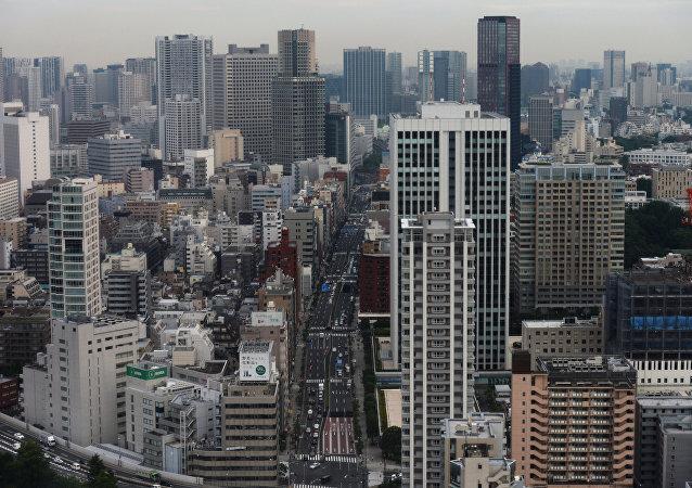 Tokio, la capital de Japón