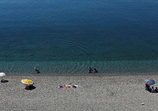 Costa de Antalya, Turquía