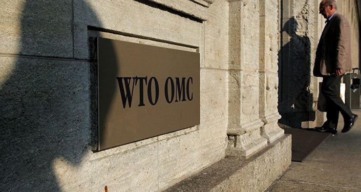La sede de la Organización Mundial del Comercio en Ginebra (Suiza)