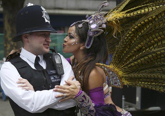 El Carnaval de Notting Hill en Londres.
