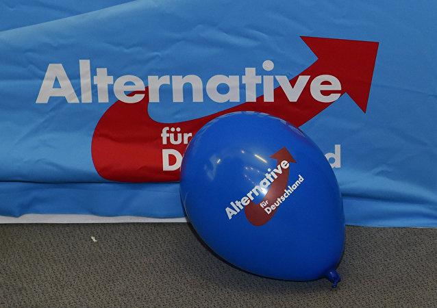 Logo del partido AfD