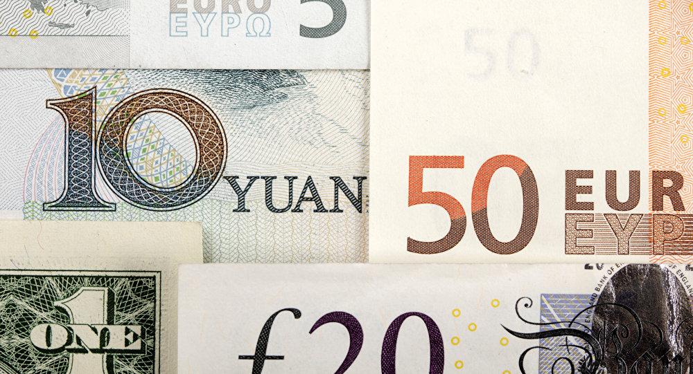 Las divisas mundiales