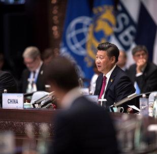 La Cumbre de G20 en China