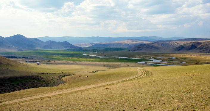 El valle del río Anga