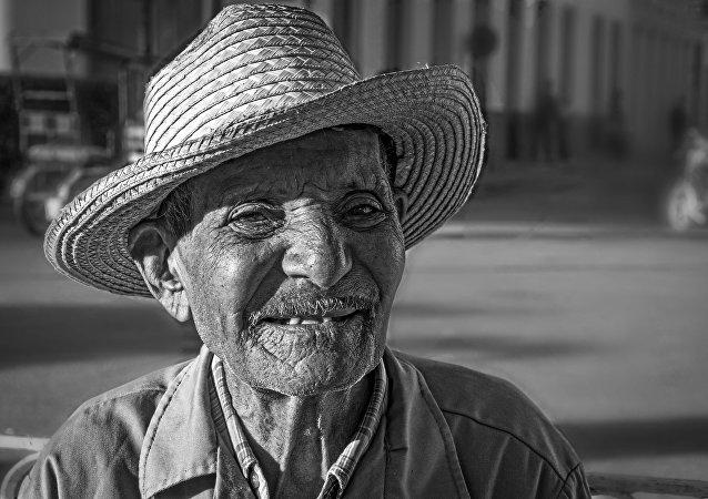 Un cubano viejo