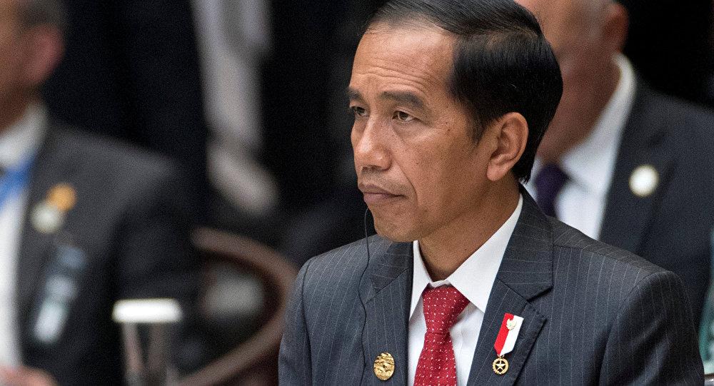 Joko Widodo, el presidente de Indonesia