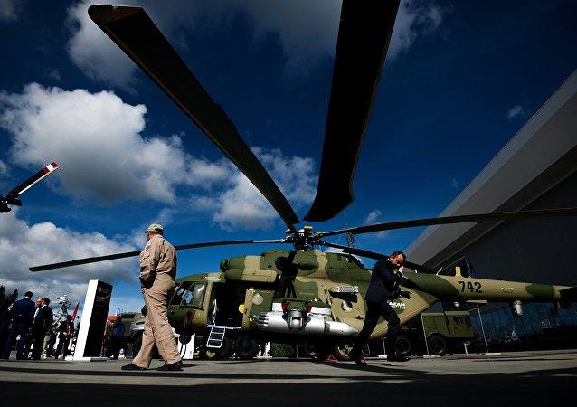 El Foro Internacional Army 2016 (archivo)