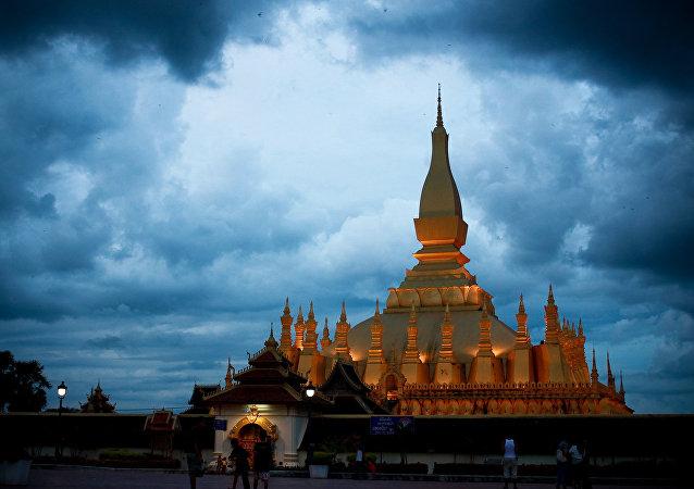 Vientián, la capital de Laos