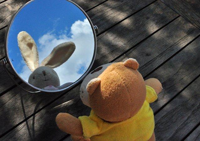 Mirando al espejo