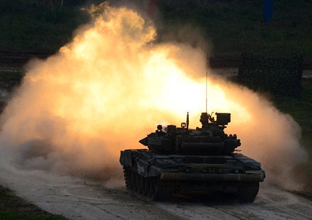 Foro Internacional Army 2016