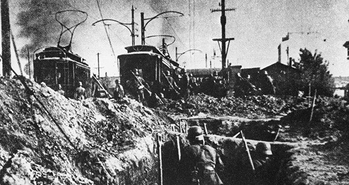 Los nazis en Polonia