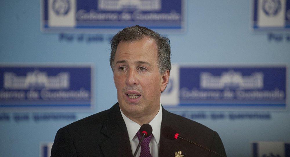 José Antonio Meade, el nuevo secretario de Finanzas de México