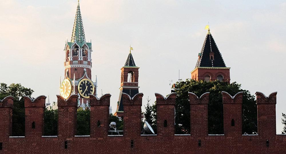 El Kremlin, Moscú (archivo)