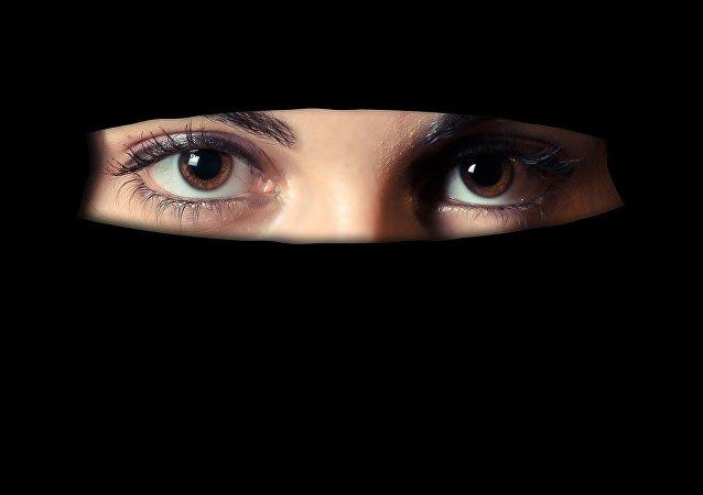Burka (imagen referencial)