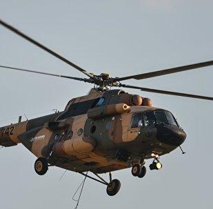 Helicóptero Mi-17B-5 (archivo)