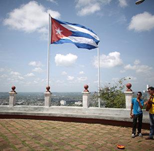 Local musicians wait for tourists in Holguin, Cuba, June 11, 2016. Picture taken June 11, 2016