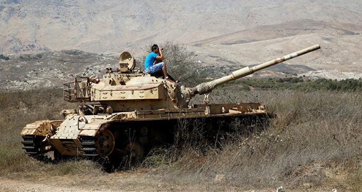 La situación en los Altos del Golán