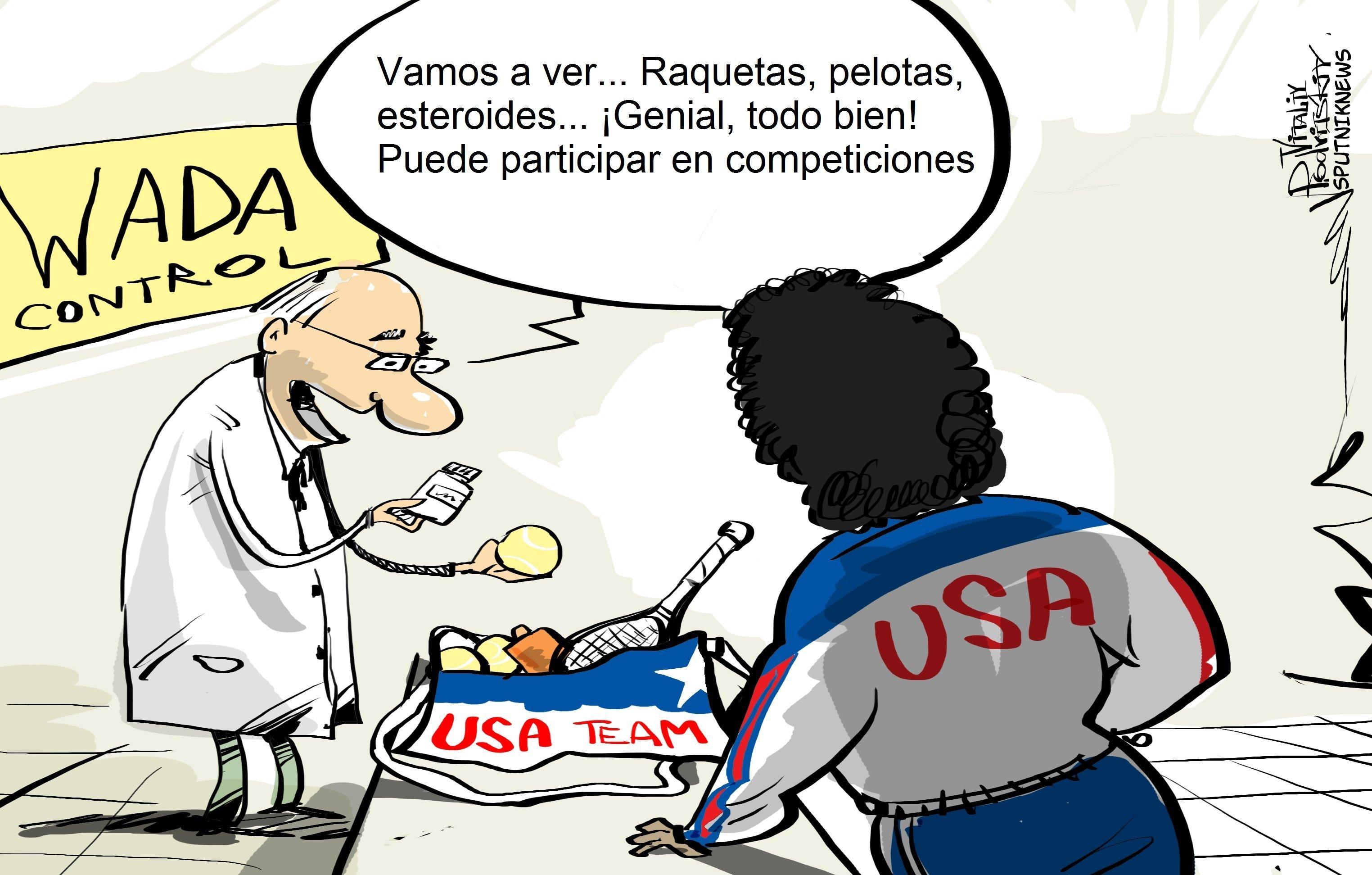 Al doping en EEUU lo llaman 'uso con fines terapéuticos'