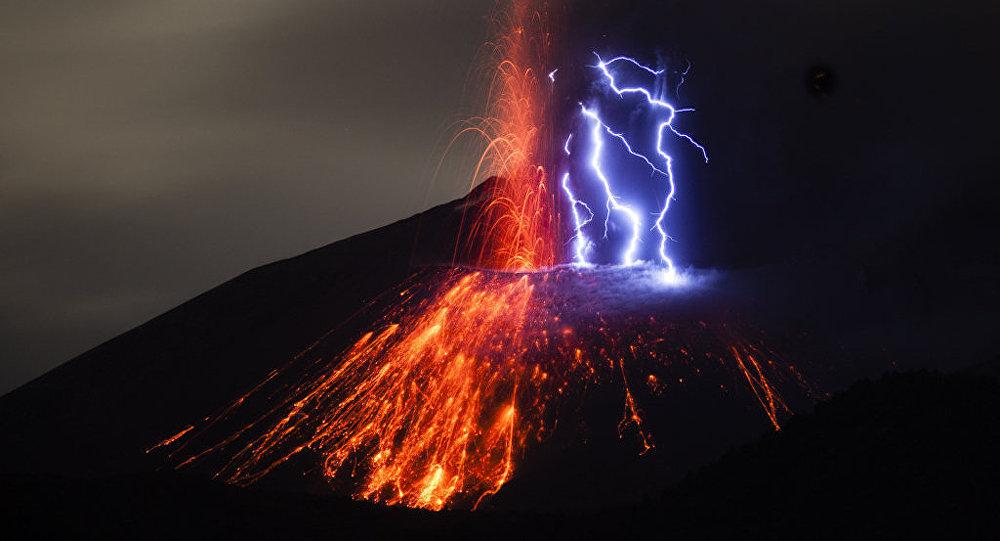 Volcán Sakurajima