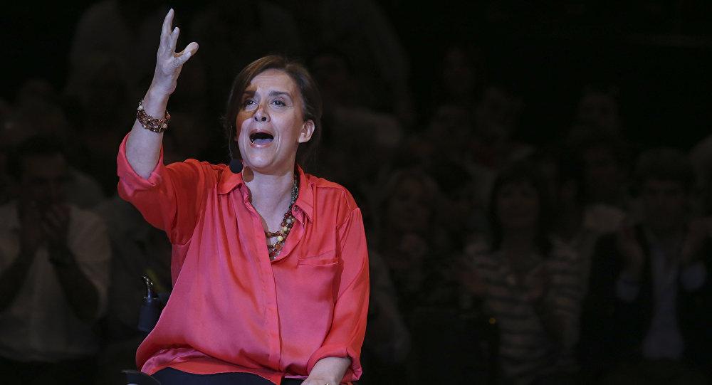 Gabriela Michetti, vicepresidenta argentina