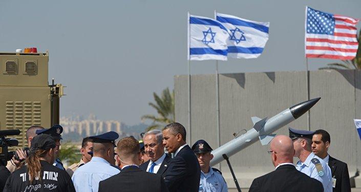 El presidente Obama y el premier israelí  Netanyahu