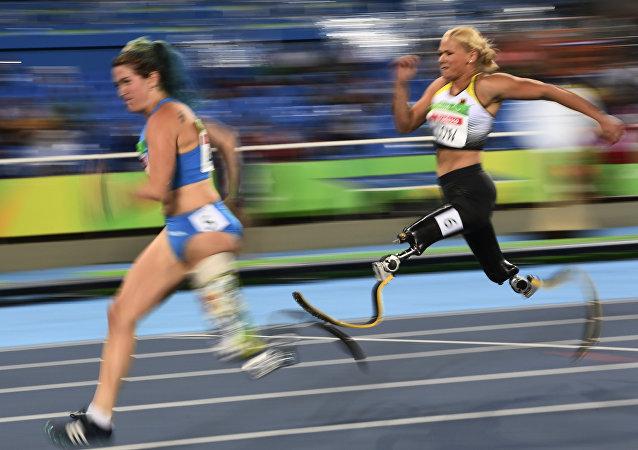 Juegos Paralímpicos en Río 2016