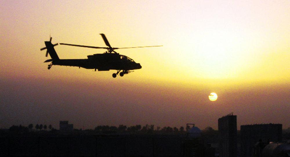 Japón: Impresionante accidente de helicóptero dejó al menos un muerto